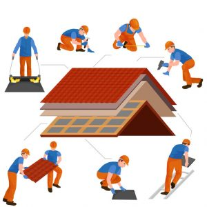 roof repair Snellville